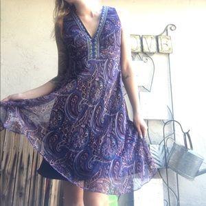 Shelia segal hippy dress